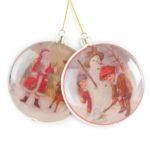 Esferas navideñas de Zara Home 1