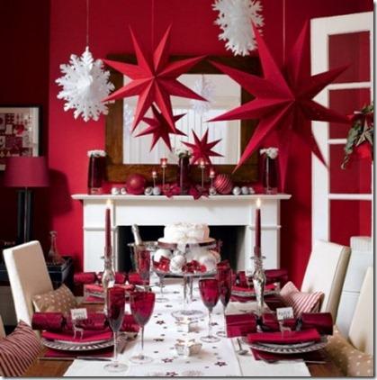 Color rojo para la Navidad 7