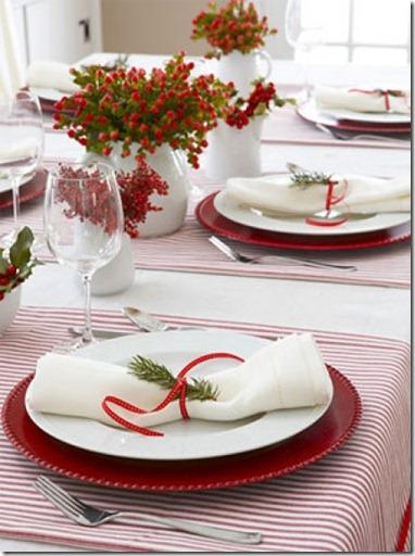 Color rojo para la Navidad 8