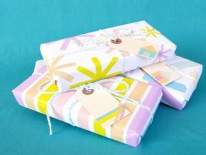 regalos con cintas adhesivas