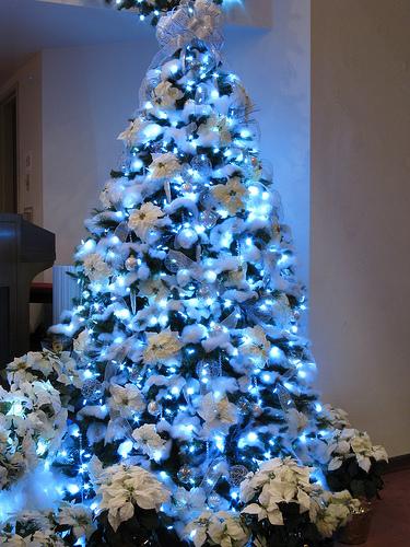 decoracion de pino de navidad: