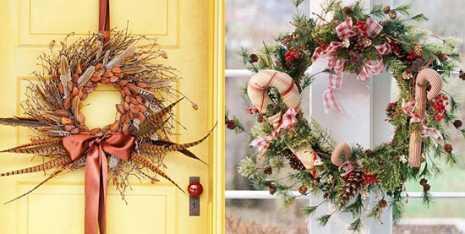 Decora tus ventanas en Navidad 8