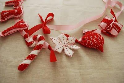 Decorar con guirnaldas navidad - Guirnaldas navidad manualidades ...