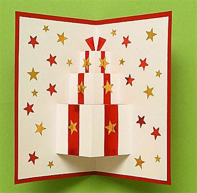 Hacer Una Tarjeta Navidena Navidad Tu Revista Navidena - Como-se-hace-una-tarjeta-de-navidad