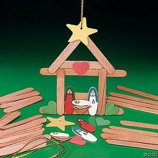 Adornos Para El Arbol Navideno Con Paletas De Helado Navidad Tu