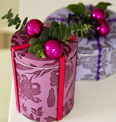 decorar cajas de regalo