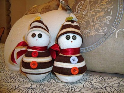 Muñecos de Nieve 3