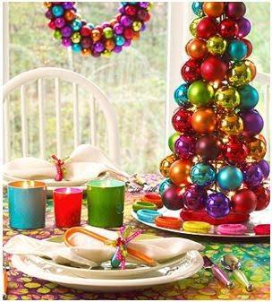 Color para la Decoración navideña 6
