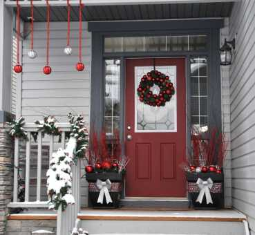 Cómo decorar el porche 5