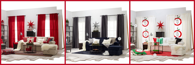 Decoraciones Ikea Salones ~ Esta Navidad IKEA y su decoraci?n nos invita a crear un cuento