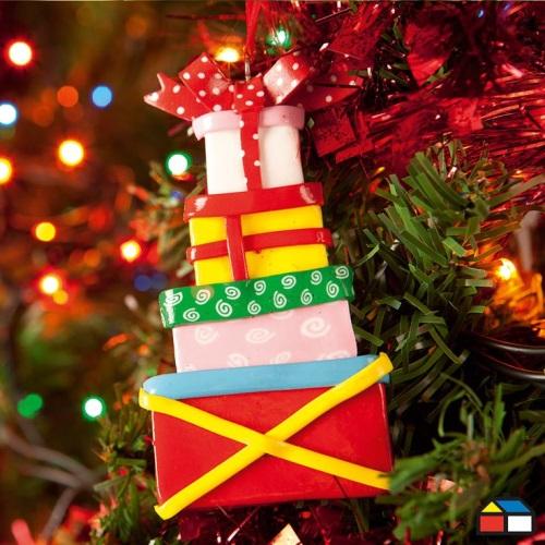 Regalos navide os para adornar el rbol navidad - Ver adornos de navidad ...