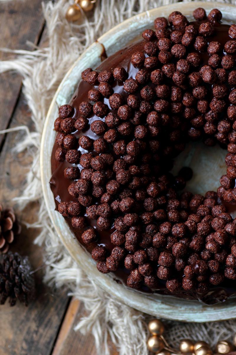roscon de reyes chocolate