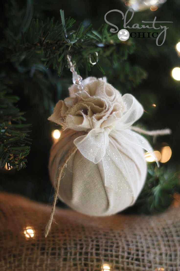 bolas de navidad decoradas