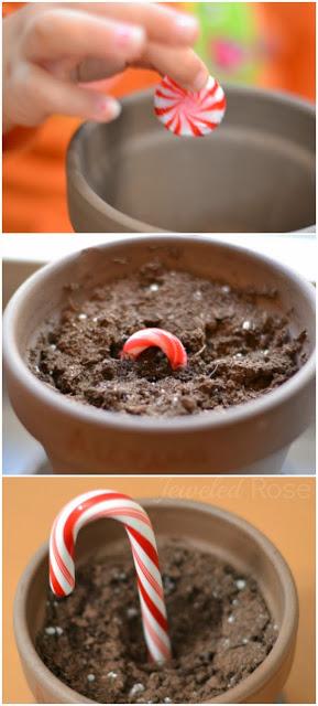 Bastón de caramelo mágico 1