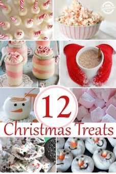 Ideas para modernizar tus dulces navideños 1