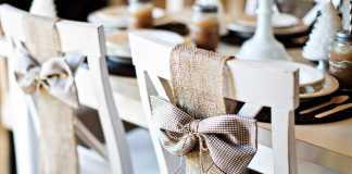 decorar espaldos de sillas
