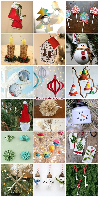 Ideas De Decoracion Para Navidad ~ ideas para decorar tu ?rbol de Navidad