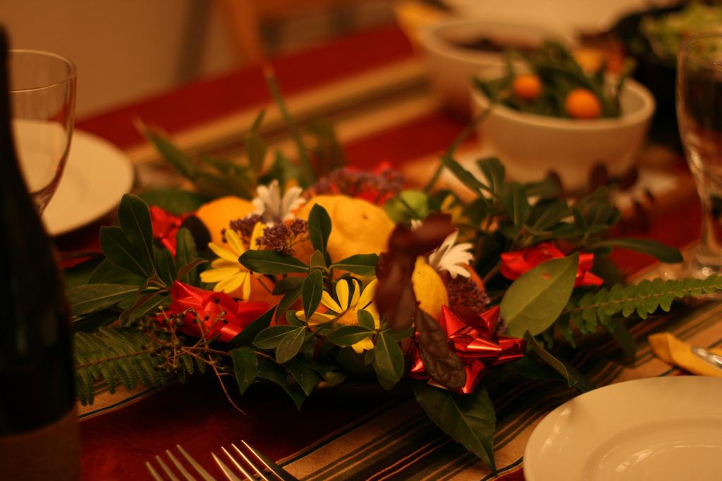 Primera navidad sin gluten 1
