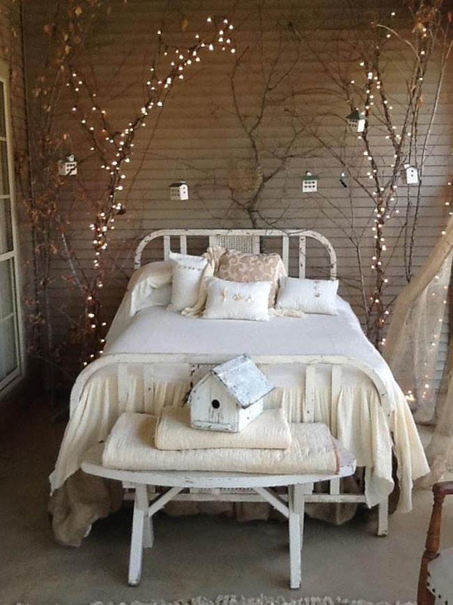 dormitorio navidad