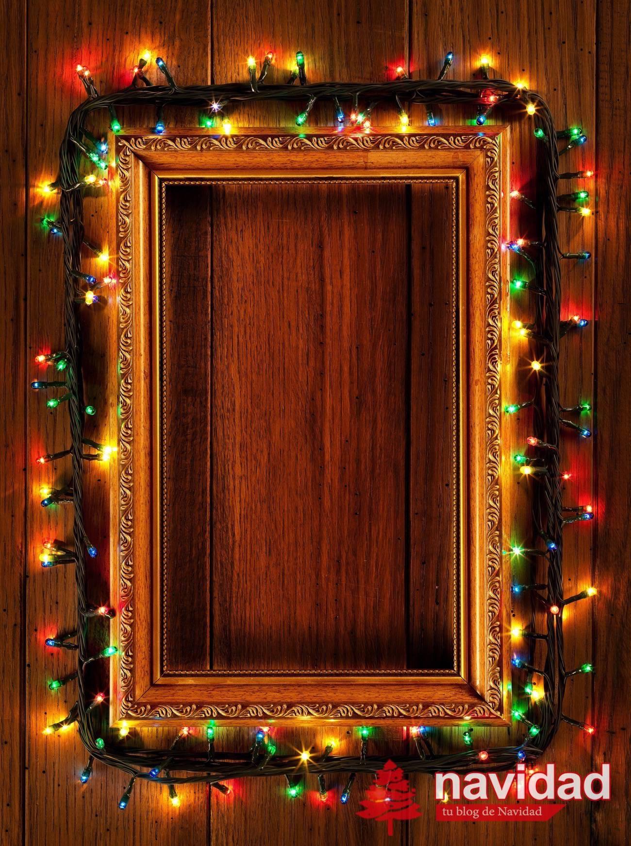 Ideas para colocar las luces de navidad - Luces para arbol de navidad ...