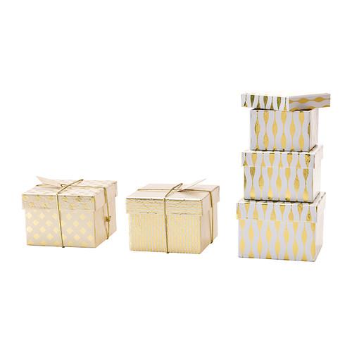 Todo lo necesario para envolver los regalos ¡en Ikea! 3