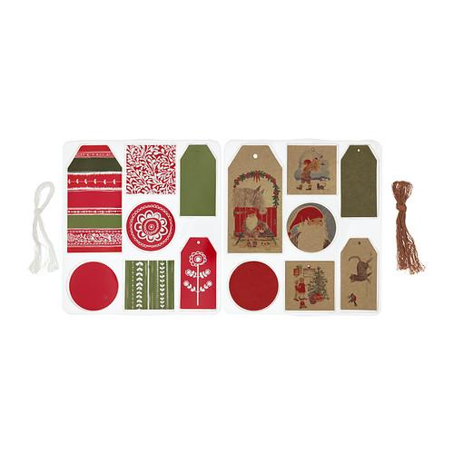 Todo lo necesario para envolver los regalos ¡en Ikea! 4