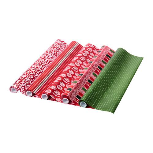 Todo lo necesario para envolver los regalos ¡en Ikea! 5