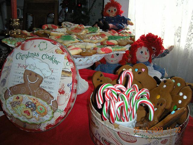 Galletas de jengibre ¡ideales para hacer esta Navidad! 1