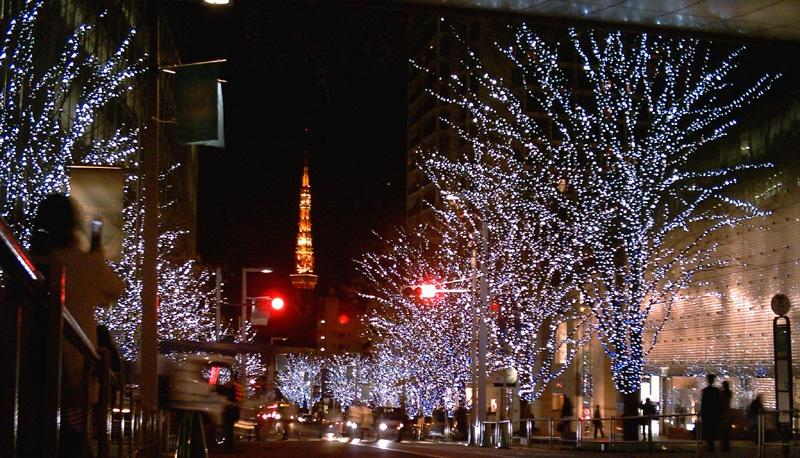 Destinos más visitados esta Navidad