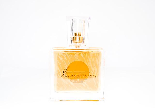 Perfumes como juguetes