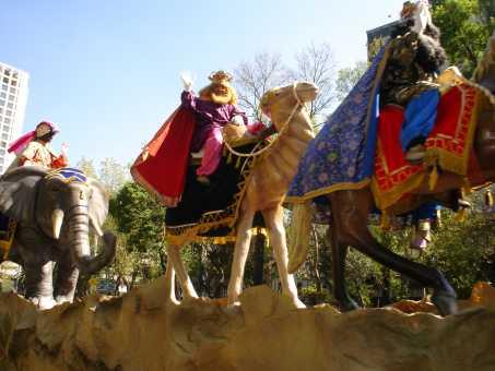 Regalos de los Reyes Magos