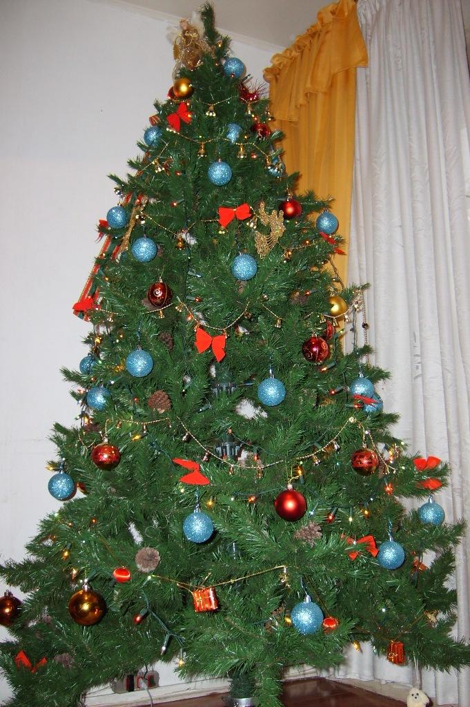 Rbol de navidad a lo largo de la historia - Arbol tipico de navidad ...