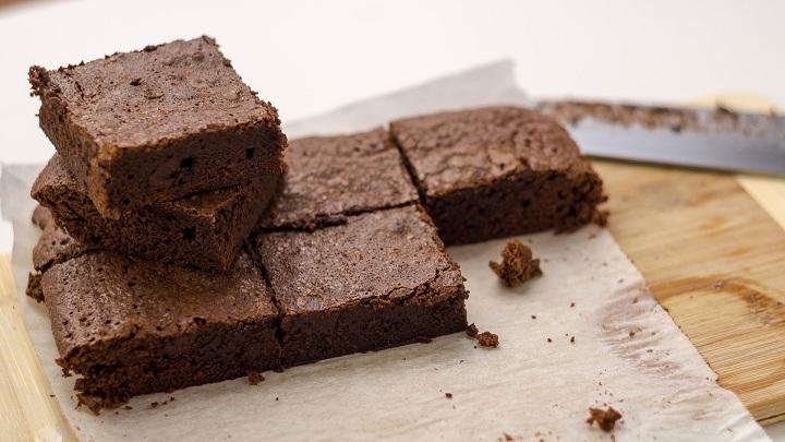 brownie crema praliné