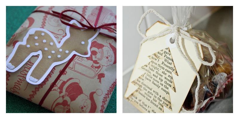 Originales etiquetas para los regalos 1