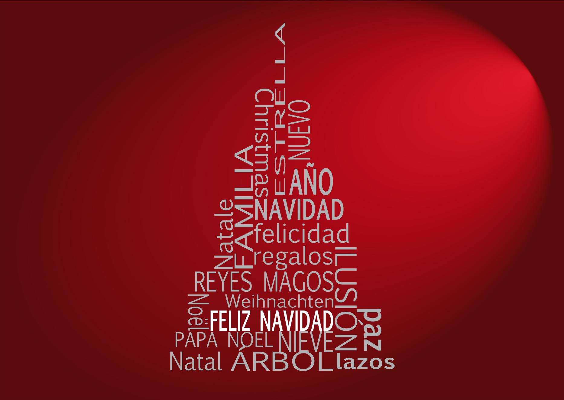 felicitar la navidad a amigos