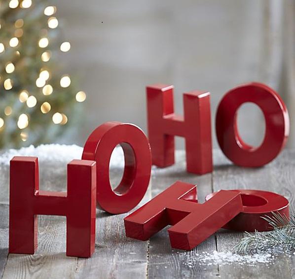 Decoración moderna para esta Navidad 1