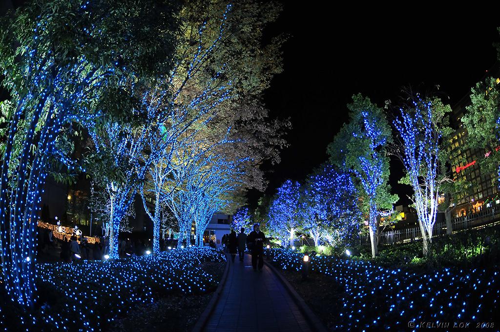 Tradición navideña en Japón