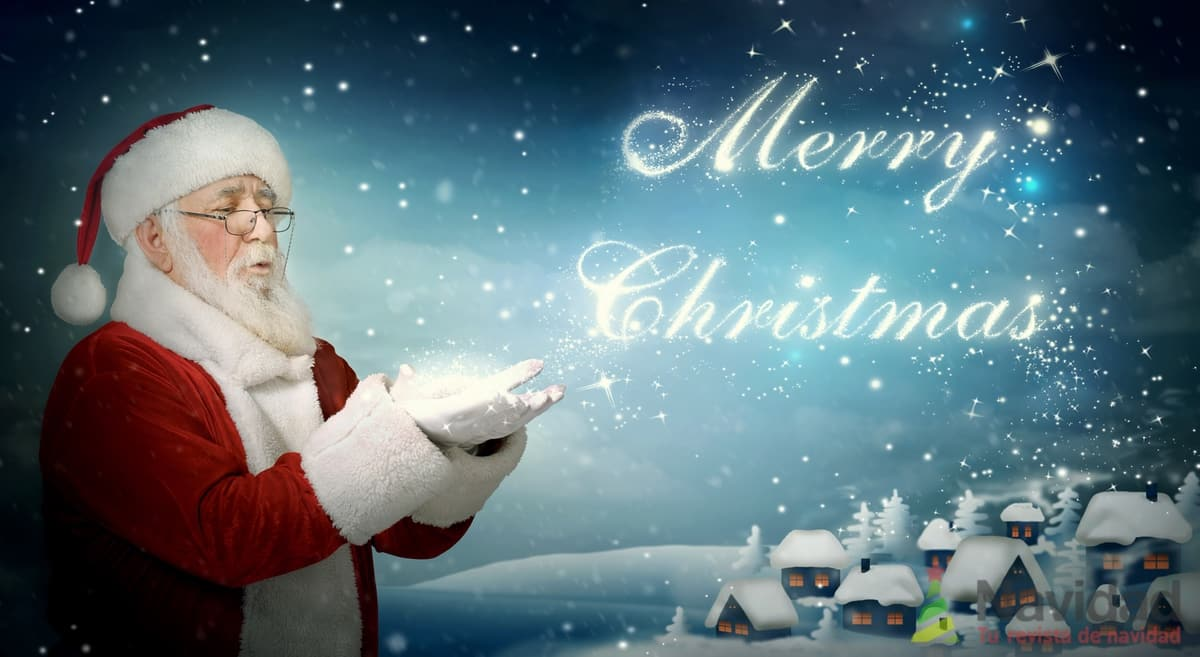 La leyenda de Papá Noel 1
