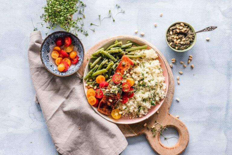 Propósitos para cocinar más sano durante el 2021