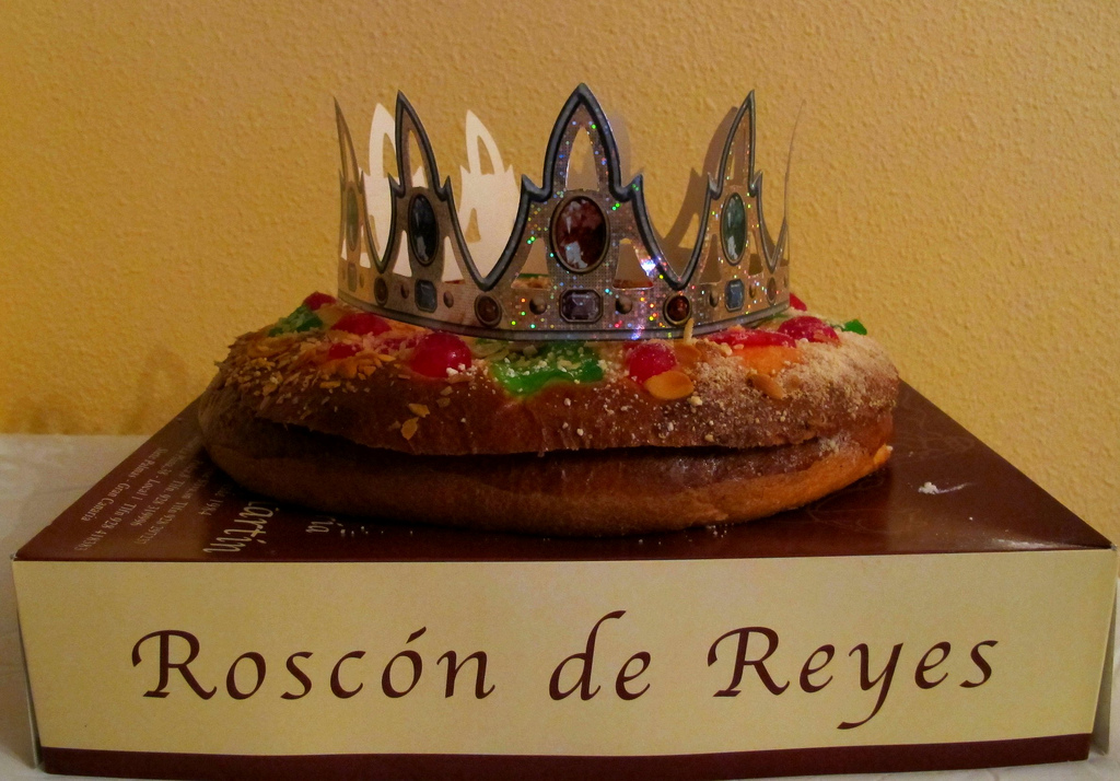 roscon de reyes light