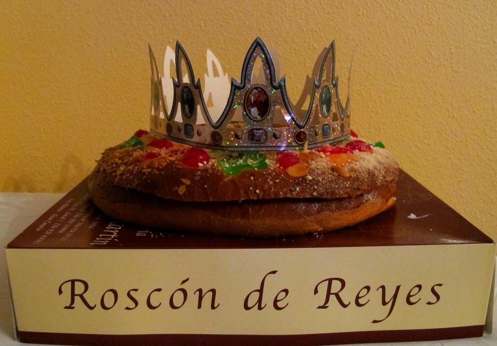 roscon de reyes light