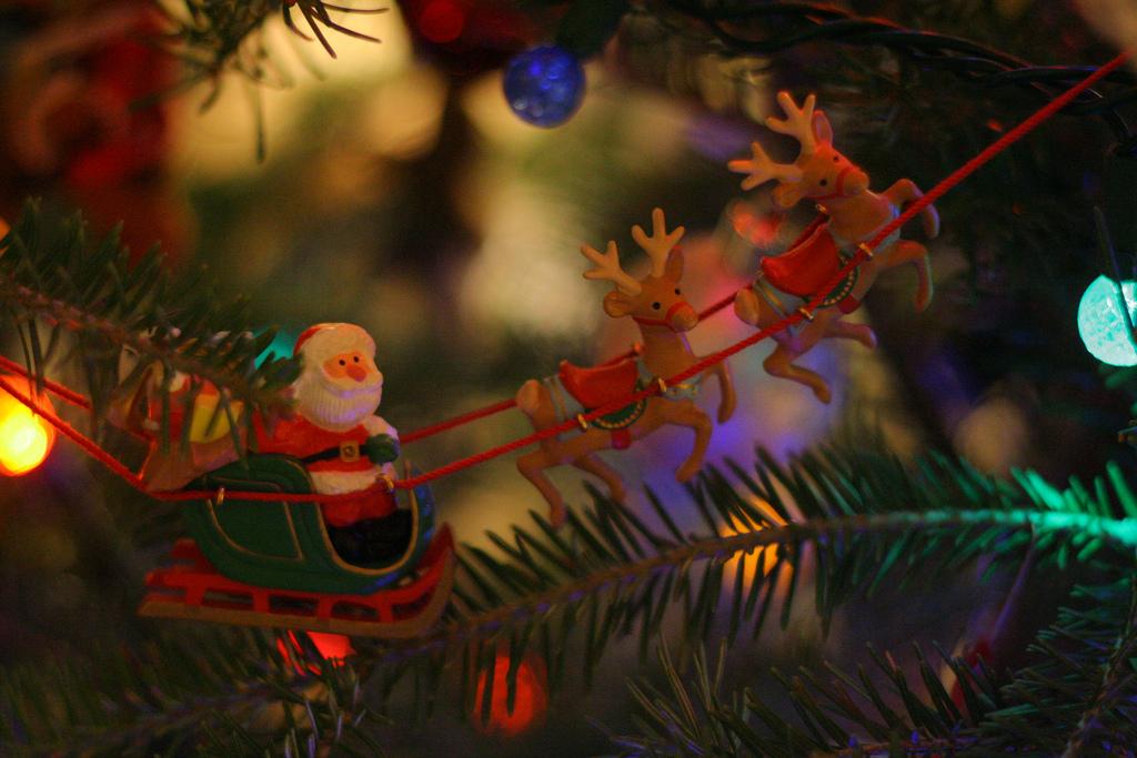 Dónde poner el árbol de Navidad