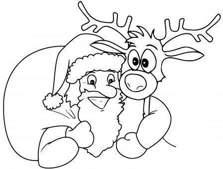 Dibujos Originales De Navidad Para Ninos.Mas De 10 Dibujos De Navidad Para Colorear