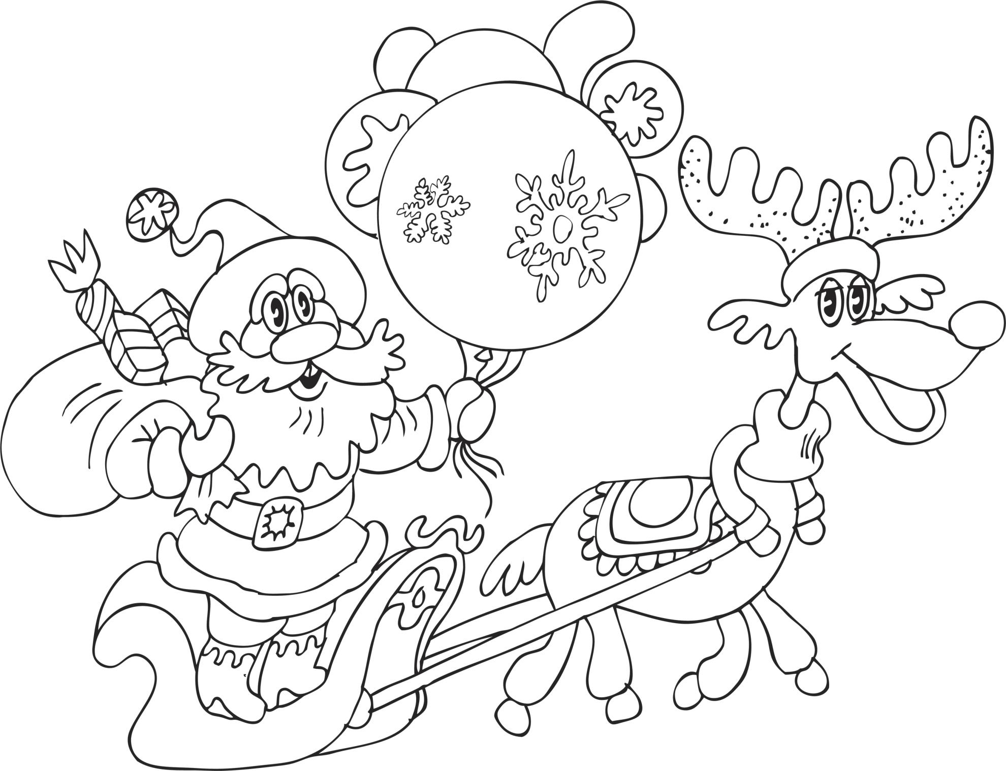 Imagenes De Motivos Navidenos Para Imprimir.Mas De 10 Dibujos De Navidad Para Colorear