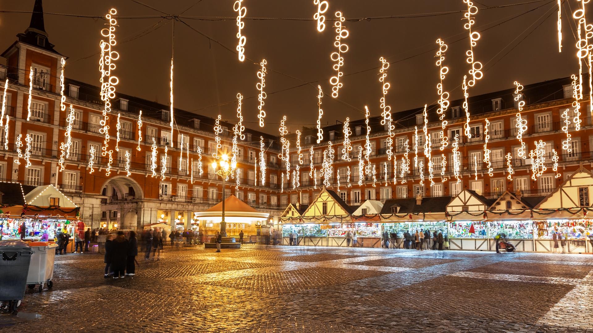 Navidad 2020 en Madrid - noticias navideñas