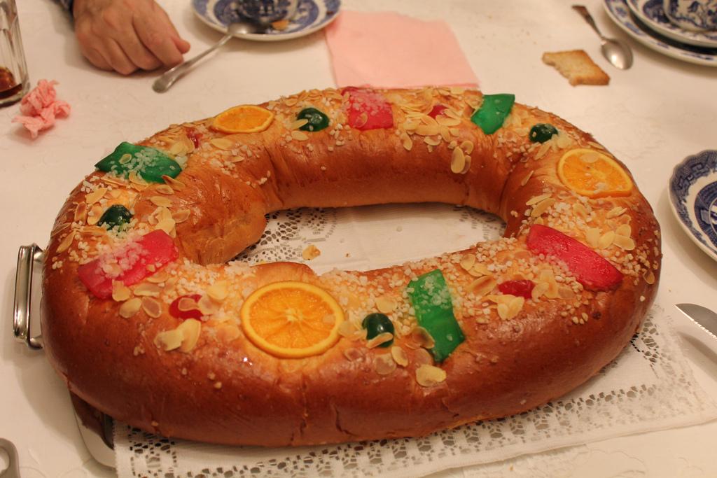 Receta Fácil Para Hacer Un Roscón De Reyes Sin Gluten