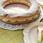 recetas navideñas - roscón de Reyes de hojaldre