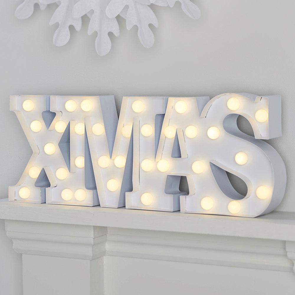 originales luces de Navidad - luces de Navidad GingerRay Xmas