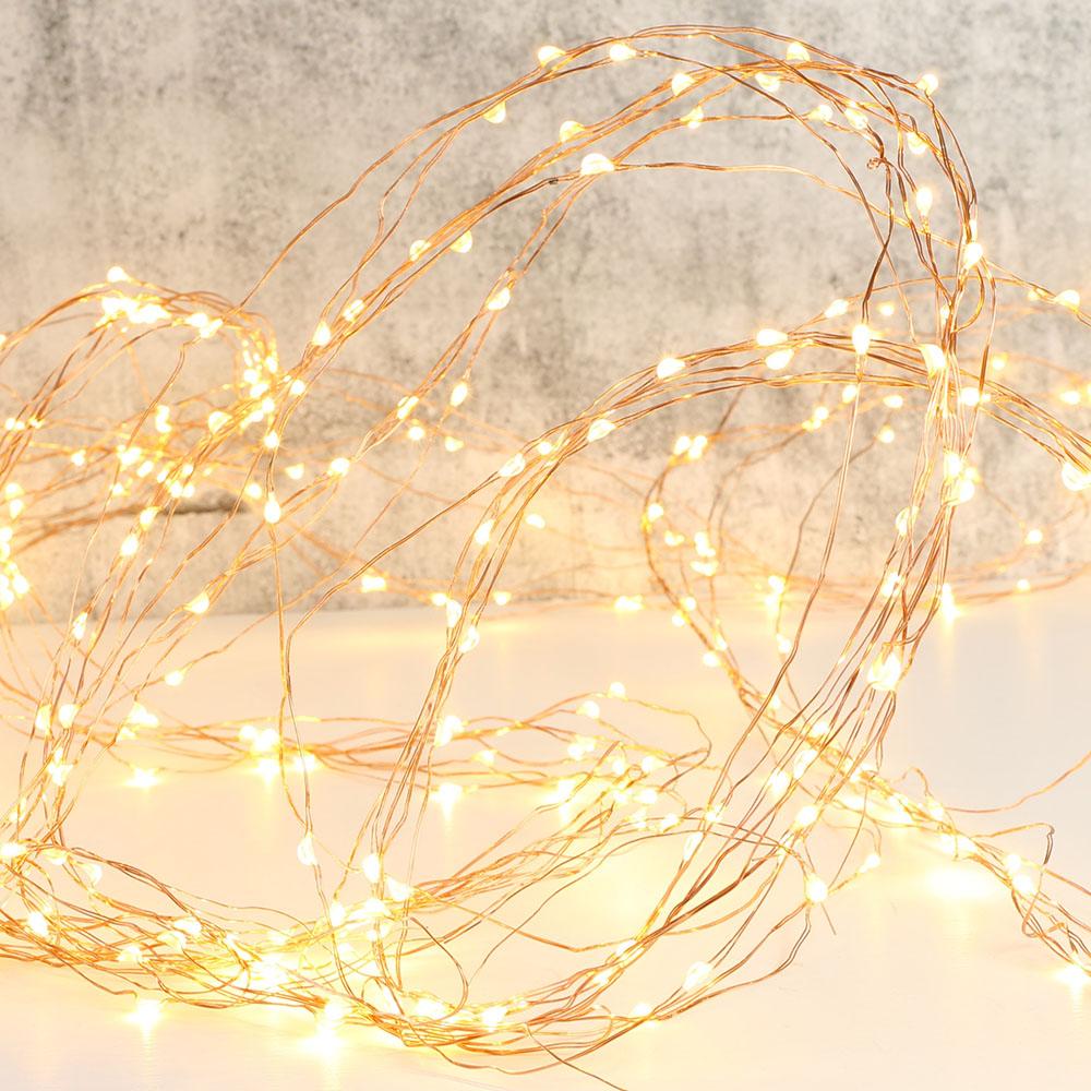 originales luces de Navidad - luces de Navidad LisaAngel guirnalda
