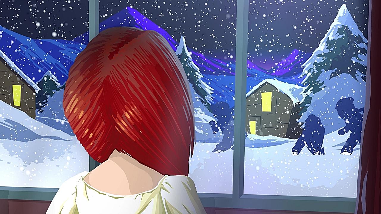 Letra de la cancion de amigos del mundo llego navidad